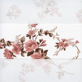 зебра СИЛУЭТ 4096 розовый, 260 см
