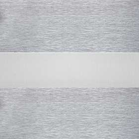 зебра ГЛОРИЯ БИО BO 1608 св. серый, 280 см