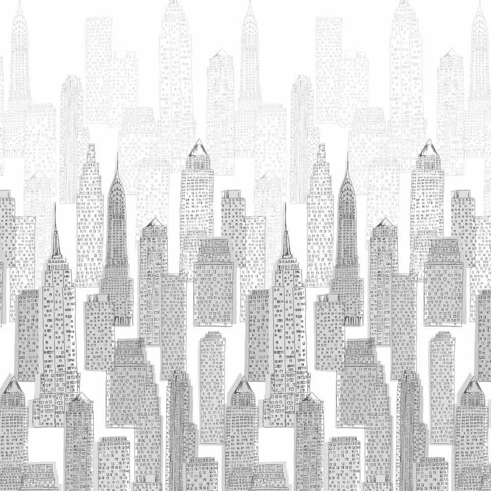 НЬЮ-ЙОРК 1852 серый, 195см