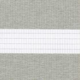 зебра МЕЛАНЖ 1608 св. серый 280 см