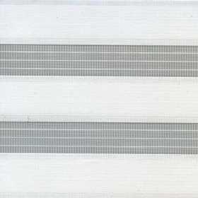 зебра АДАЖИО 0225 белый, 280 см