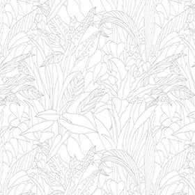 ТРОПИК 0225 белый, 240см