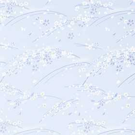 САКУРА 5102 голубой 200см