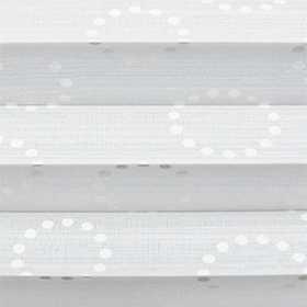 Капри Дотс 0225 белый 240 см