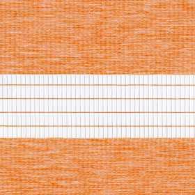 зебра МЕЛАНЖ 4290 оранжевый 280 см