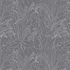 ТРОПИК 1852 серый, 240 см