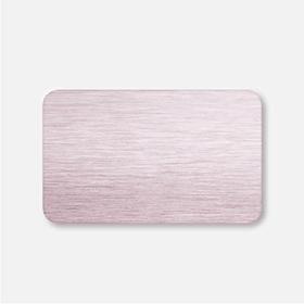 Лента 25мм браш 7336 розовый