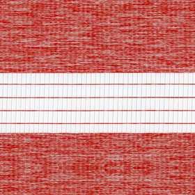 зебра МЕЛАНЖ 4077 красный 280 см
